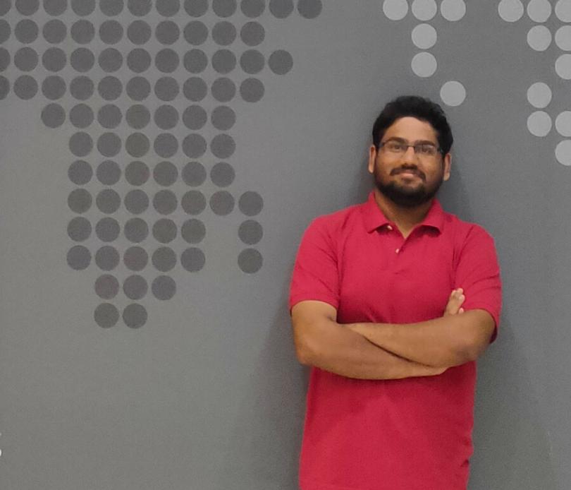 Meet Our Extra Miler - Venu Madhav!